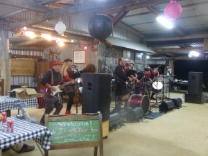 Celtic Fyre fired up for Georgetown Graziers