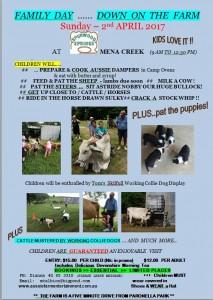 Farm Day 2 April 17